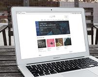 Huisstijl + vernieuwde website Light Cube
