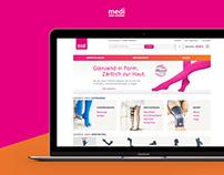 Medi UK Onlineshop
