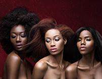 Olori Cosmetics Launch Campaign