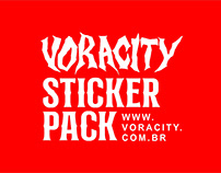 Sticker pack - Voracity