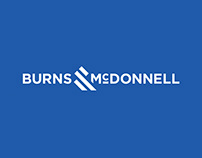 Burns & McDonnell Rebrand