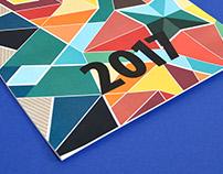 2017 Invenzio Calendar