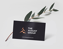 The August Group Branding