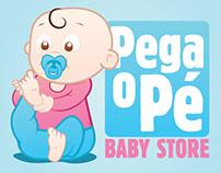 Pega o Pé - Baby Store