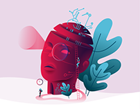 Adron marketing / Illustrations