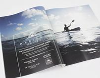 MariSol Malibu Lifestyle    Print Design