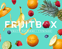 FruitBox - Font • Fruit • Patterns