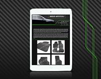 Auto | eBay template design