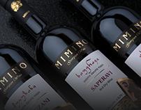 Wine producer premium website