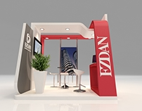 ezdan indoor booth