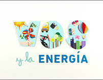 Vos y la Energía/ Stopmotion ypf