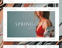 FEL / Lingerie online store