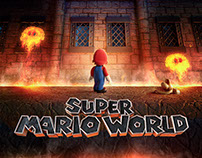 Super Mario World - Poster