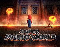 Super Mario World - Poster