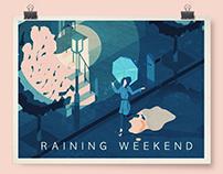 Illustration works October 1st week