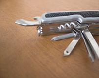 Model Making // Swiss Knife