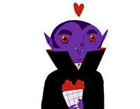 Vampire in Love /// Aşık Vampir