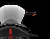 Streamway Motorbike