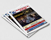EDITORIAL DESIGN   OSCEOLA STAR NEWSPAPER