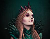 The Wax Queen