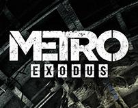 Metro Exodus : Spring Key Art