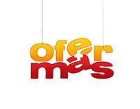 Ofermás - Imagen corporativa / website