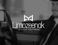 LIMOZEENAK Brand Identity