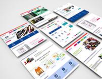 Refonte du site web du relais / Desktop et mobile