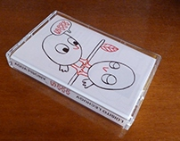 Nfff. Pequeña Criatura. 50 cassettes. 2017
