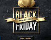 Black Friday | Psd Flyer Template