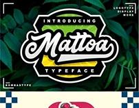 Mattoa - Logotype Maker