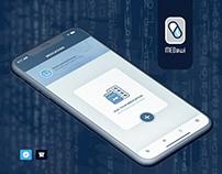 Medawii Medical Mobie App & website UI/UX