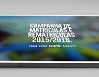 Colégios Maristas - Guia da Campanha 2015/2016