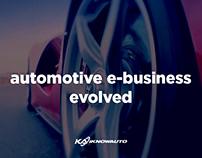 Automotive e-business evolved