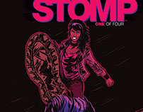 CURB STOMP comic issue #1 from BOOM! Studios