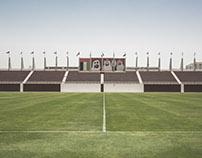 AL NAHYAN STADIUM, ABU DHABI