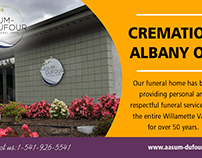 Cremation Albany OR | Call - 1-541-926-5541 | www.aasum