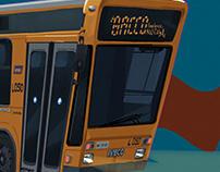 ANM: Neapolitan's Bus