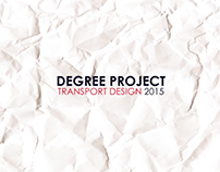 DEGREE PROJECT