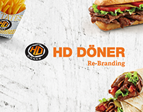 HD DONER RE-BRANDING