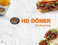 HD DONER RE-BRANDING