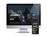Unexpected journey promo web site