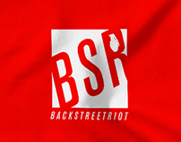 Backstreet Riot Identity & Apparel