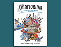 The Odditorium (Hodder & Stoughton 2016)