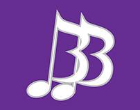 Berryville Bands Branding