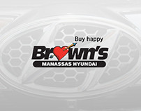 Brown's Manassas Hyundai Dealership
