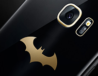 Samsung Galaxy S7 Injustice Edition Auction