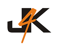 J4K Logo vector re-production