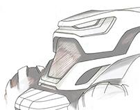 Bonnet Sketch