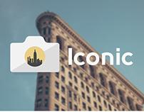 Iconic App. UX / UI Design